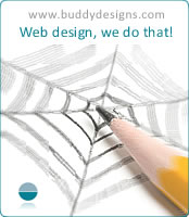 www.buddydesigns.com - Website design, we do that!